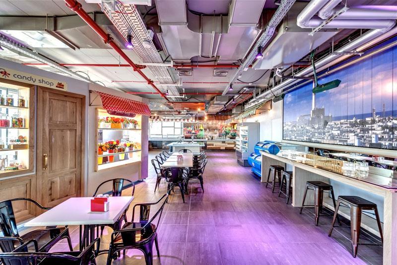Креативный офис от Google в Тель-Авиве (25)