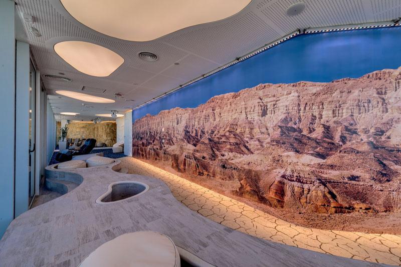 Креативный офис от Google в Тель-Авиве (27)