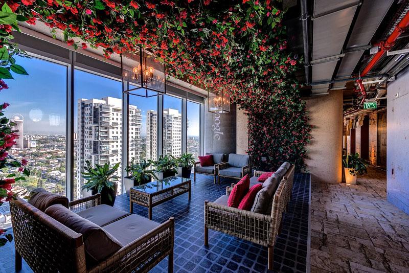 Креативный офис от Google в Тель-Авиве (29)