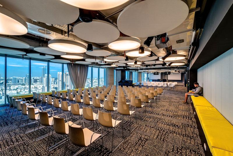 Креативный офис от Google в Тель-Авиве (30)