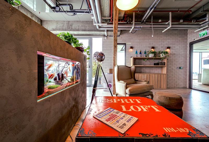 Креативный офис от Google в Тель-Авиве (7)