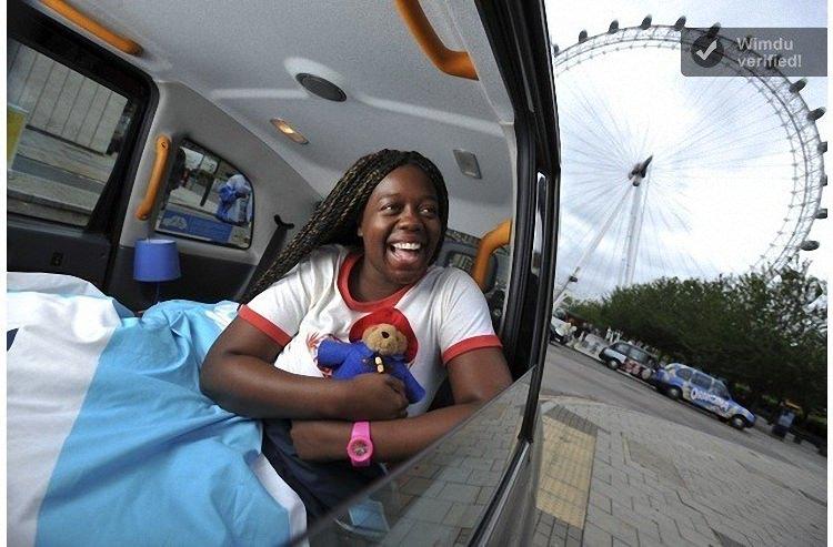 Отель-такси в Лондоне (2)