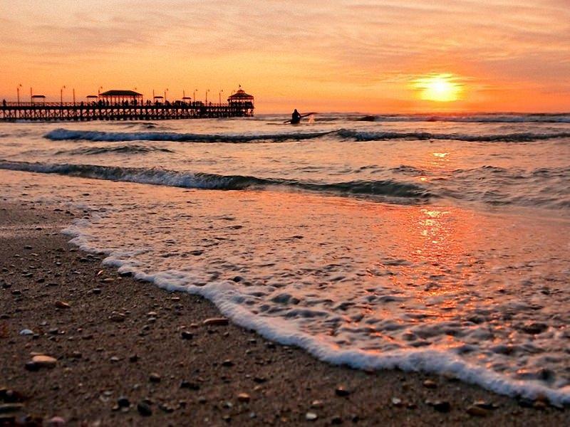 Уединенные пляжи фото (10)
