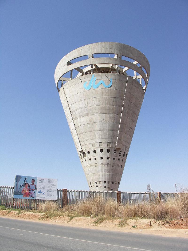 водонапорные башни мира (6)