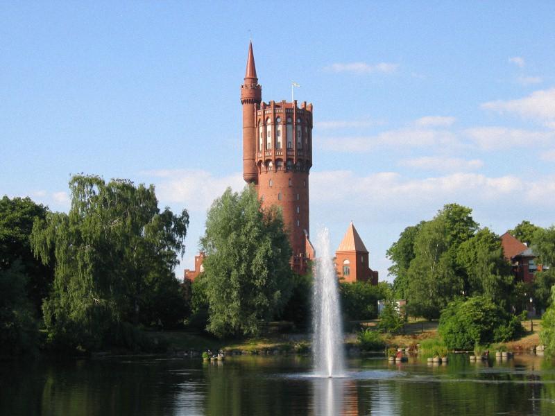 водонапорные башни мира (8)