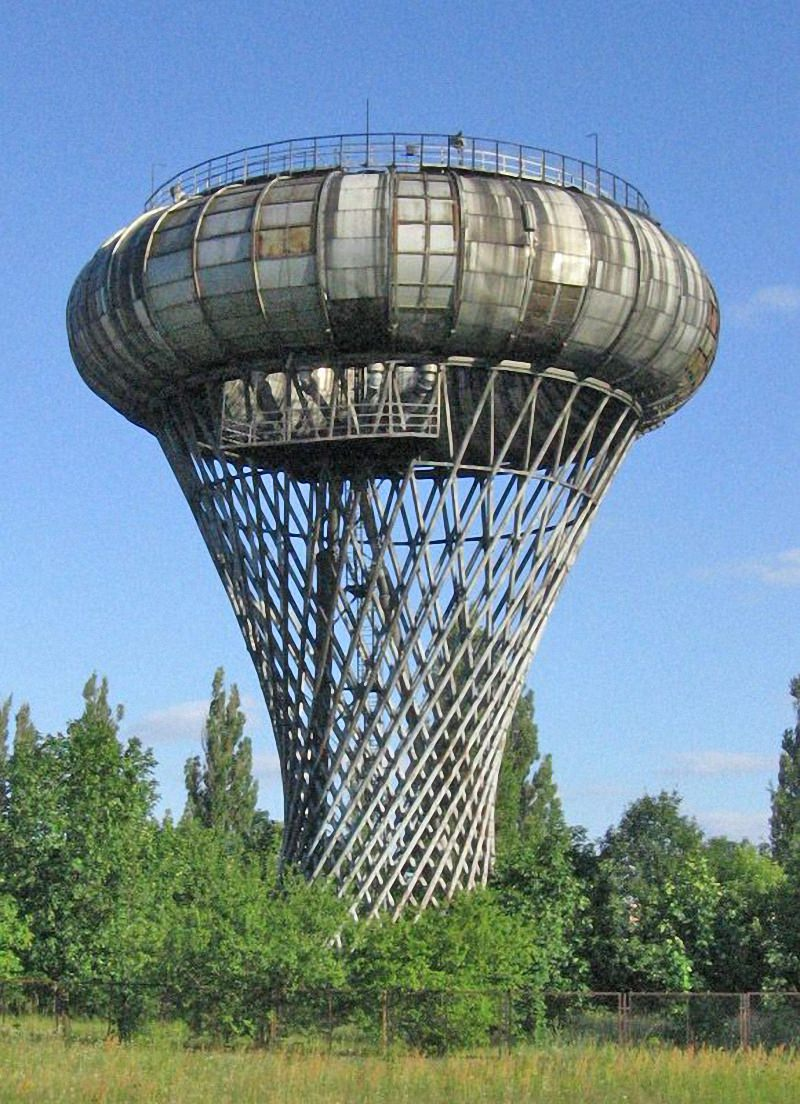 водонапорные башни мира (12)