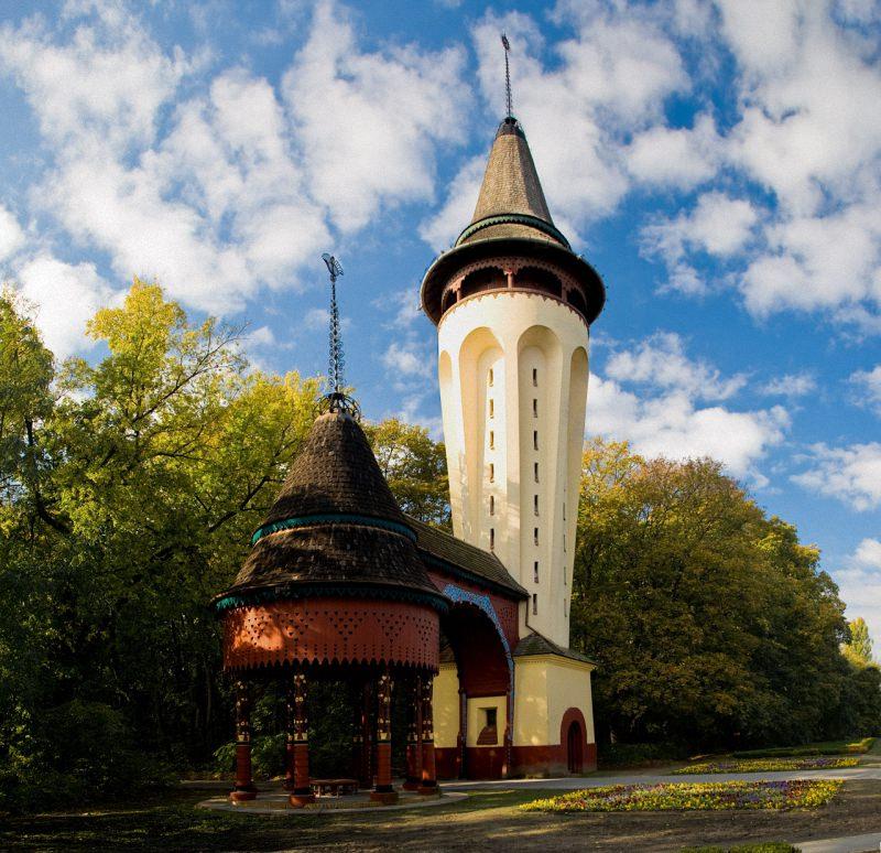 водонапорные башни мира (14)