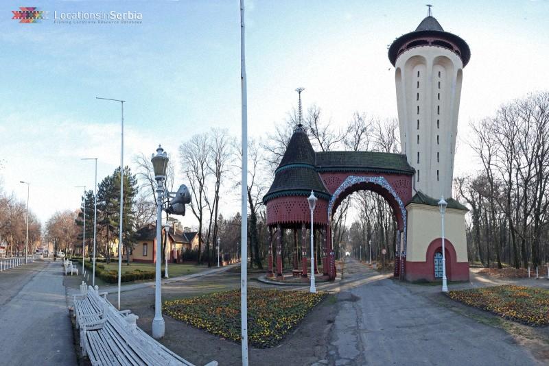 водонапорные башни мира (15)