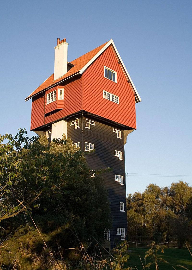 водонапорные башни мира (1)