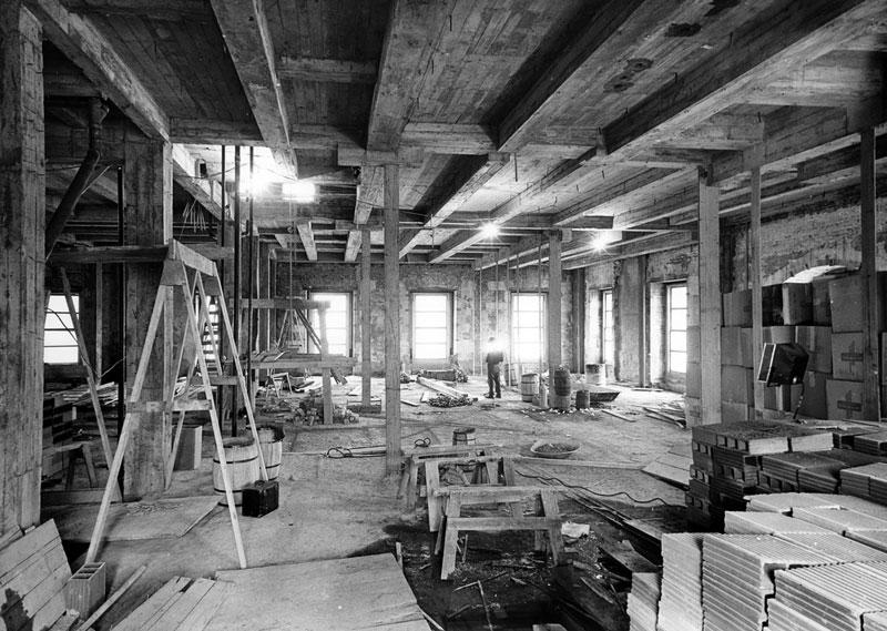 Экскурсия на реконструкцию Белого дома (15)