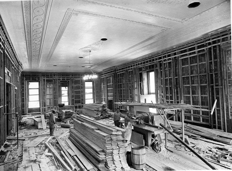 Экскурсия на реконструкцию Белого дома (16)