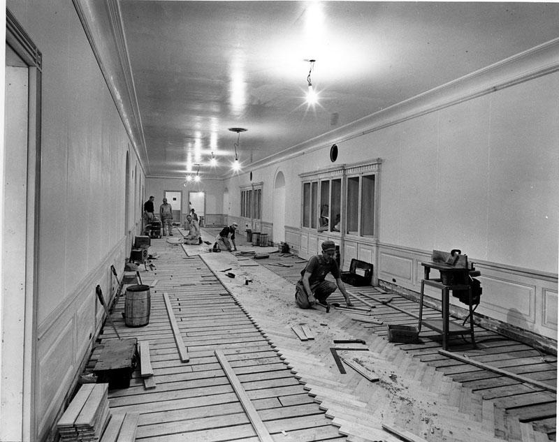 Экскурсия на реконструкцию Белого дома (19)
