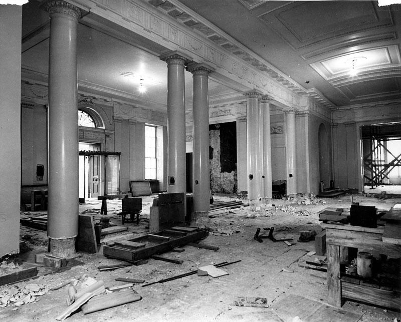 Экскурсия на реконструкцию Белого дома (1)
