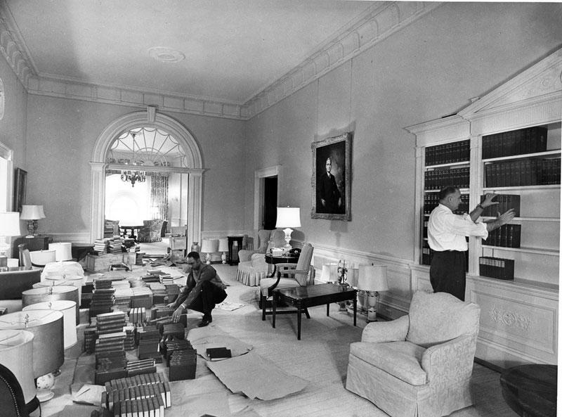 Экскурсия на реконструкцию Белого дома (22)