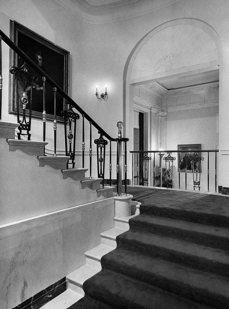 Экскурсия на реконструкцию Белого дома (25)