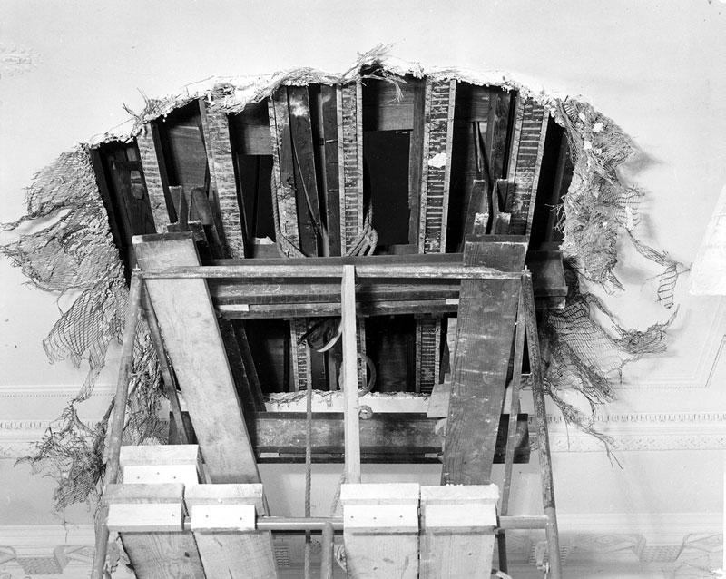 Экскурсия на реконструкцию Белого дома (4)