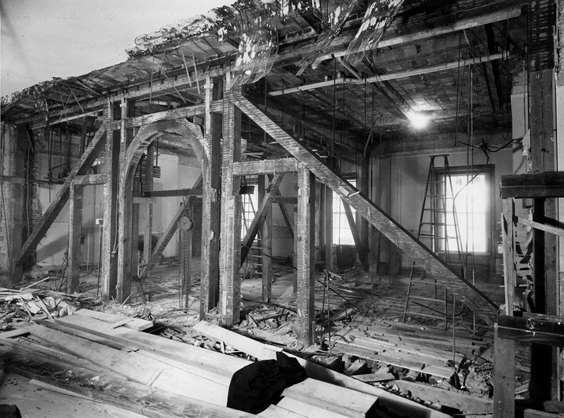Экскурсия на реконструкцию Белого дома (6)