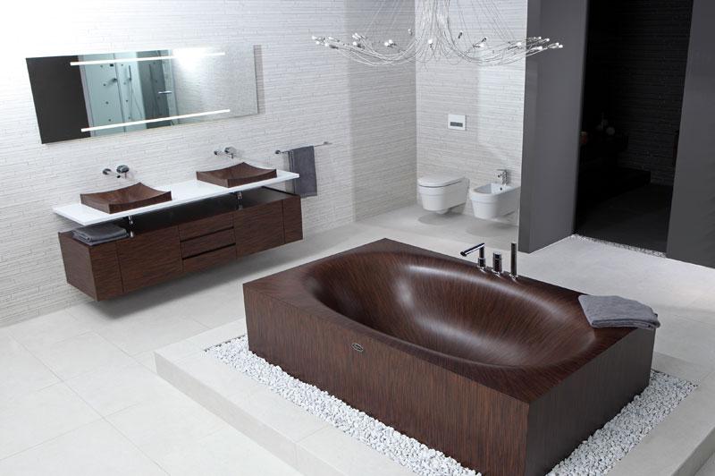 Деревянные ванны (1)