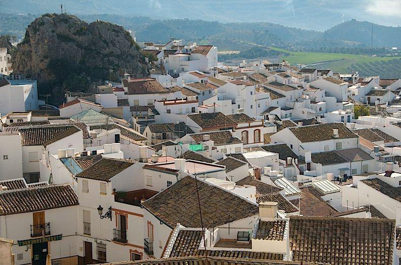 Города Испании - Пуэбло Бланко Андалусии (10)