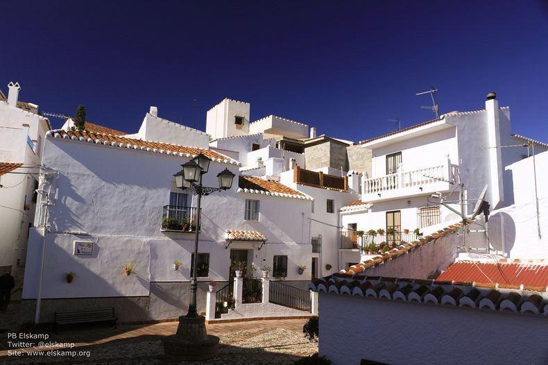 Города Испании - Пуэбло Бланко Андалусии (11)