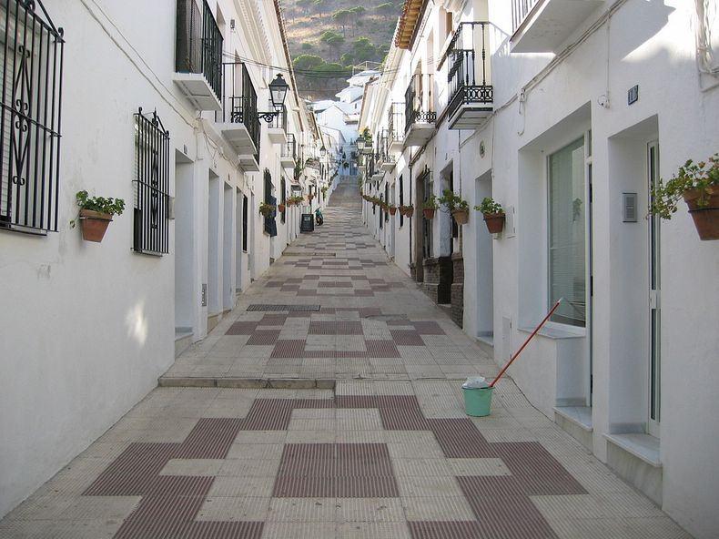 Города Испании - Пуэбло Бланко Андалусии (12)