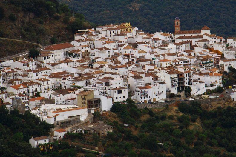 Города Испании - Пуэбло Бланко Андалусии (15)