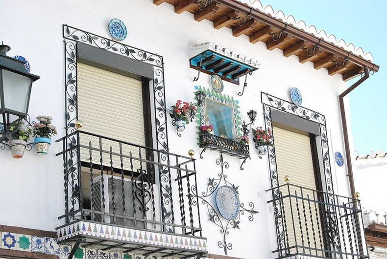 Города Испании - Пуэбло Бланко Андалусии (17)
