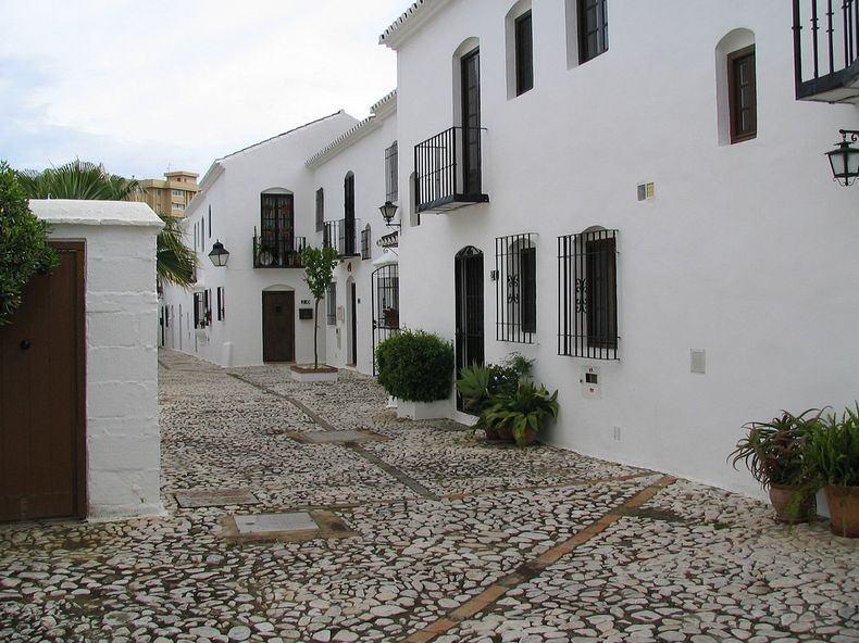 Города Испании - Пуэбло Бланко Андалусии (20)