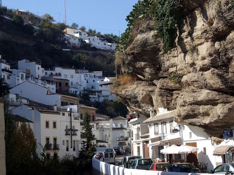 Города Испании - Пуэбло Бланко Андалусии (21)