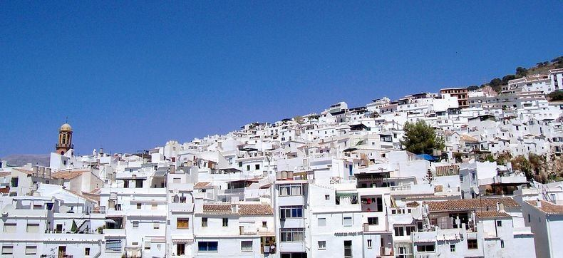 Города Испании - Пуэбло Бланко Андалусии (22)