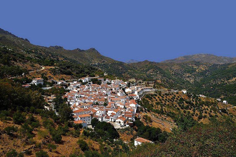 Города Испании - Пуэбло Бланко Андалусии (5)