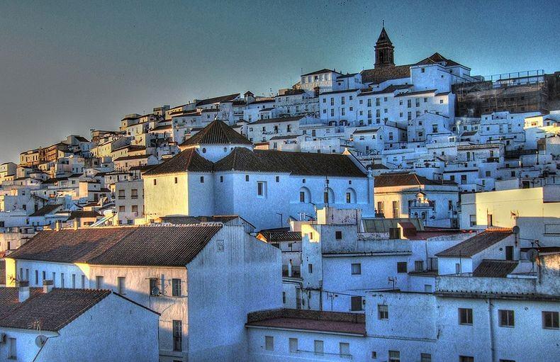 Города Испании - Пуэбло Бланко Андалусии (7)