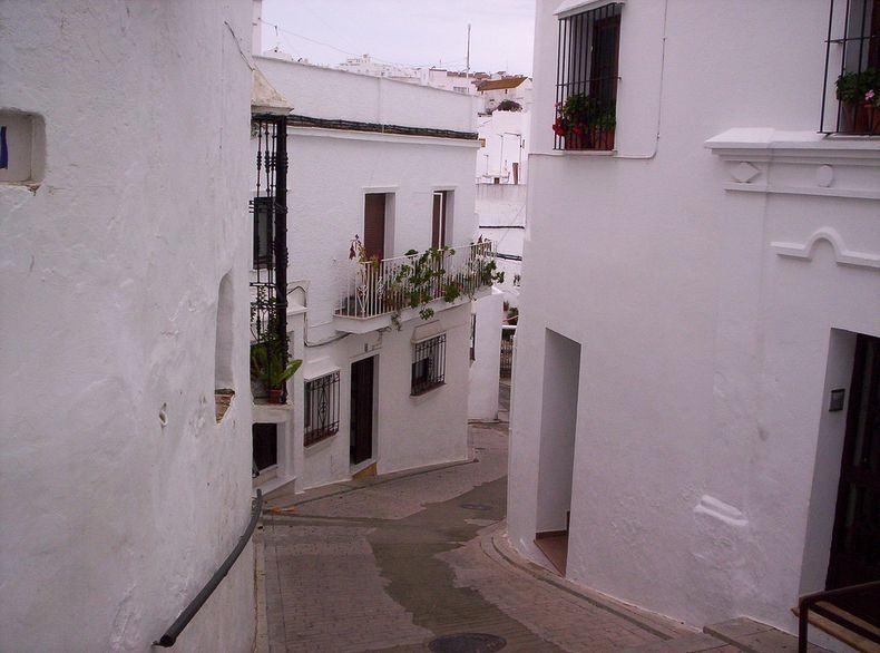 Города Испании - Пуэбло Бланко Андалусии (9)