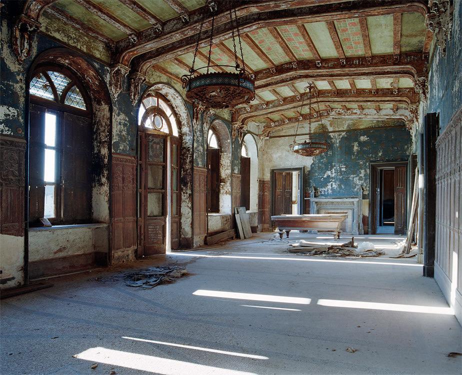 Дворцы и усадьбы от Томаса Джориона (11)