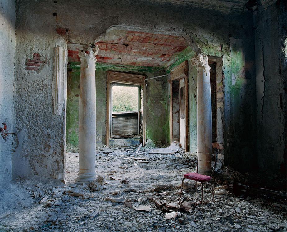 Дворцы и усадьбы от Томаса Джориона (2)