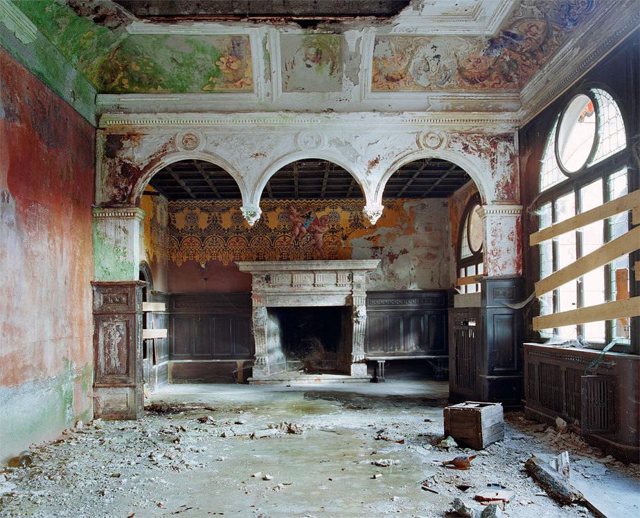Дворцы и усадьбы от Томаса Джориона (5)