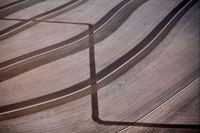 Воздушные фотографии сельскохозяйственных угодий (11)