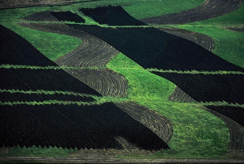 Воздушные фотографии сельскохозяйственных угодий (3)