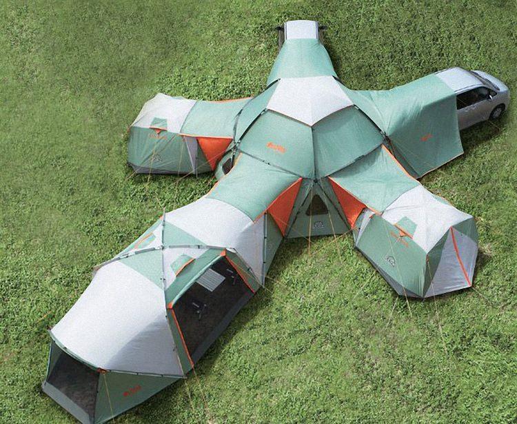 Туристические палатки (16)