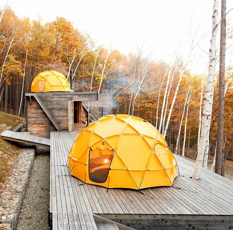 Туристические палатки (6)