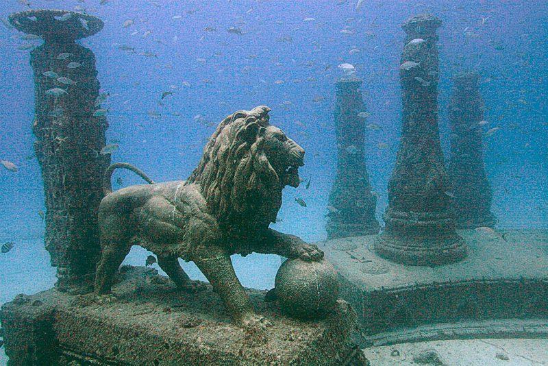 Новое кладбище под водой (1)