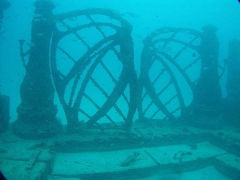 Новое кладбище под водой (4)