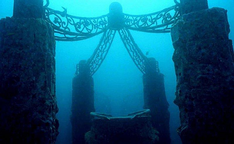 Новое кладбище под водой (5)