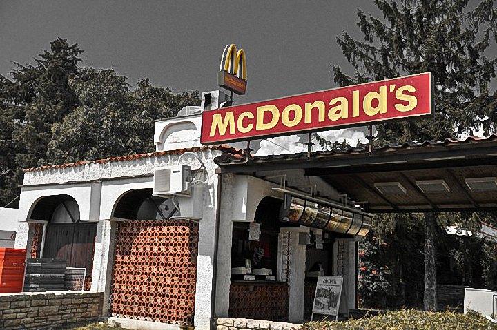 Необычные здания McDonald's (13)