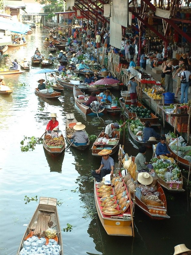 Уникальные рынки мира - фотогалерея (3)