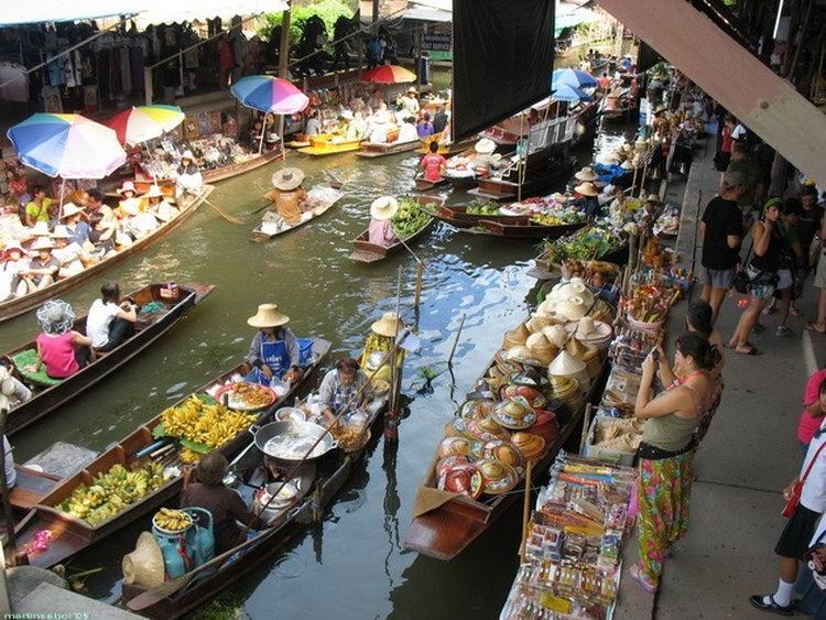 Уникальные рынки мира - фотогалерея (4)