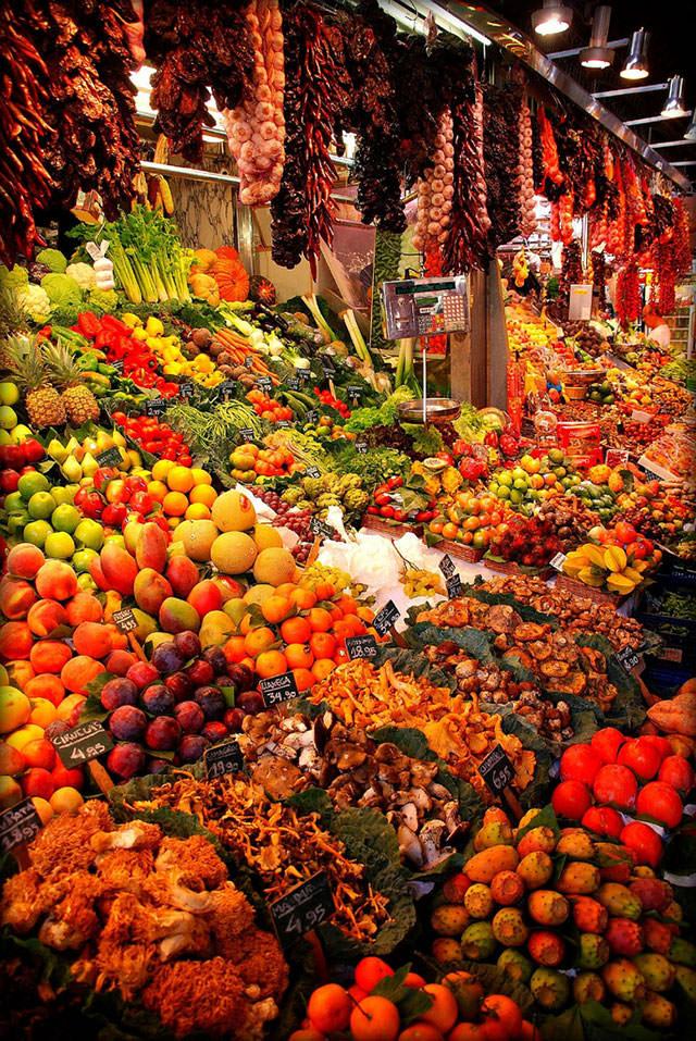 Уникальные рынки мира - фотогалерея (5)