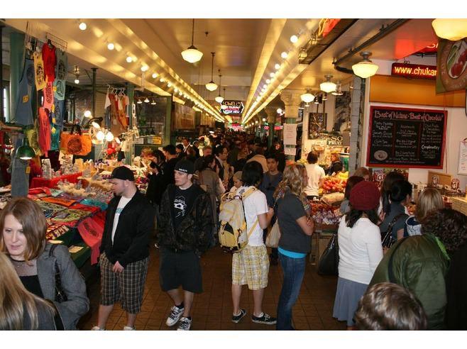Уникальные рынки мира - фотогалерея (15)