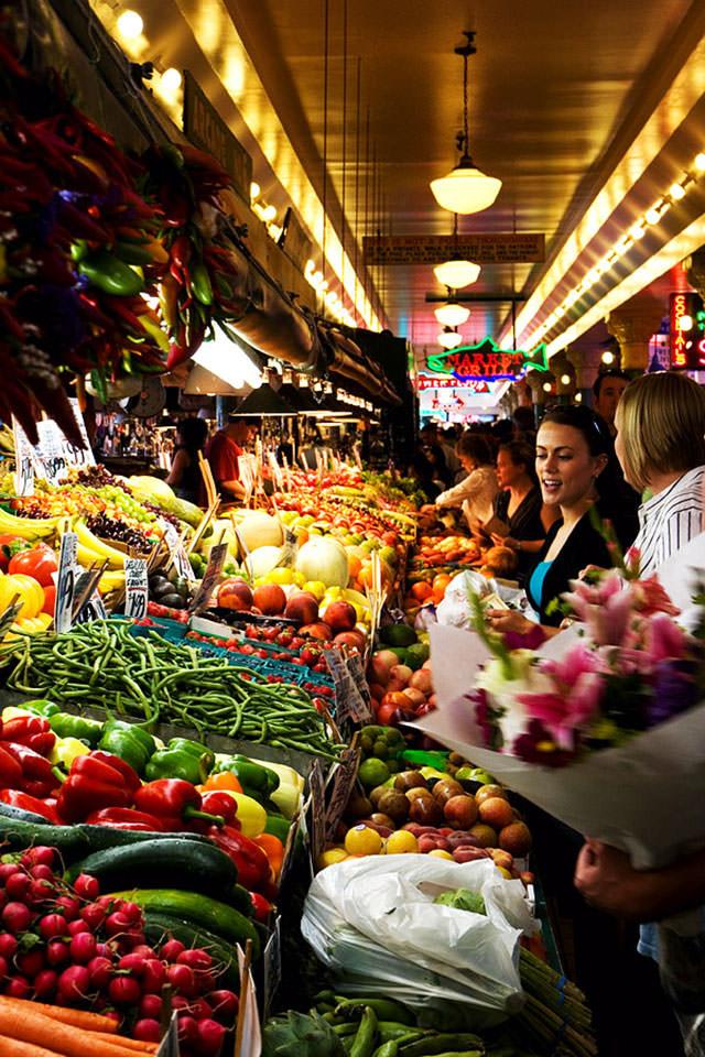 Уникальные рынки мира - фотогалерея (14)