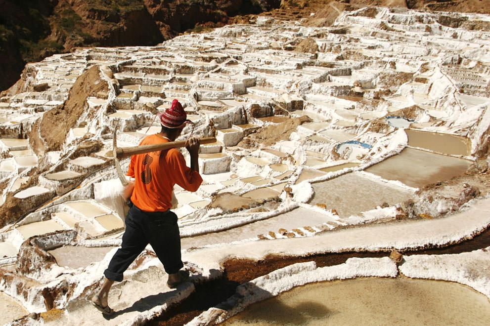 Соляные шахты (6)